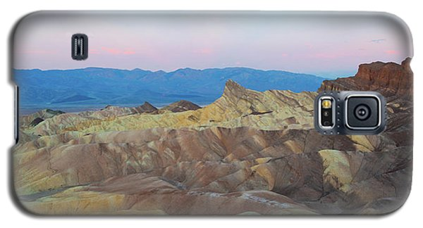 Galaxy S5 Case featuring the photograph Zabriskie Point by Catherine Lau
