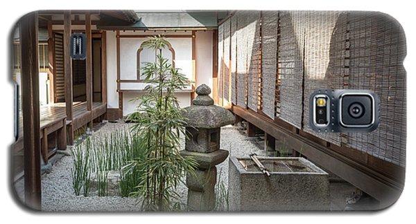 Zen Garden, Kyoto Japan Galaxy S5 Case