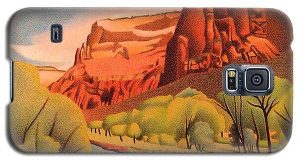 Zion Canyon Galaxy S5 Case by Dan Miller