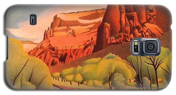 Zion Canyon Galaxy S5 Case