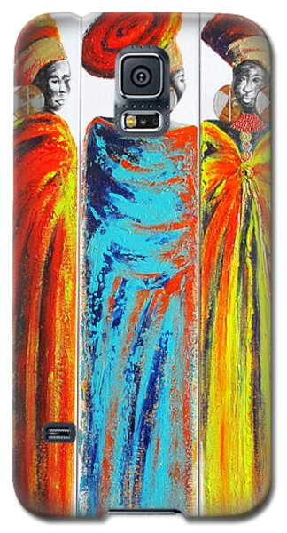Zulu Ladies 2 Galaxy S5 Case
