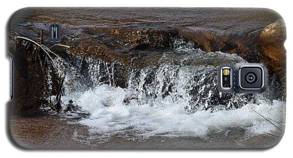 Waterfall Westcliffe Co Galaxy S5 Case