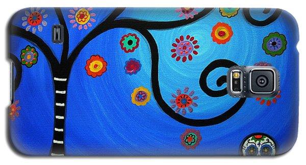 Dia De Los Muertos Galaxy S5 Case by Pristine Cartera Turkus