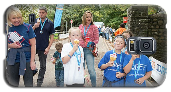Jdrf One Walk Cardiff 2017  Galaxy S5 Case