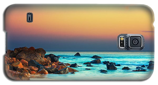 Sunset Galaxy S5 Case by MotHaiBaPhoto Prints