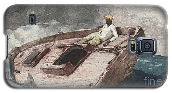 The Gulf Stream Galaxy S5 Case by Winslow Homer