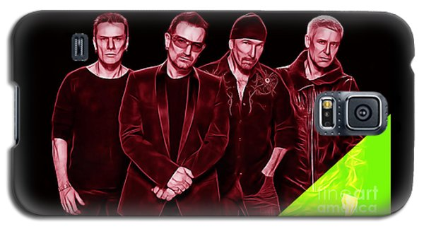 U2 Collection Galaxy S5 Case