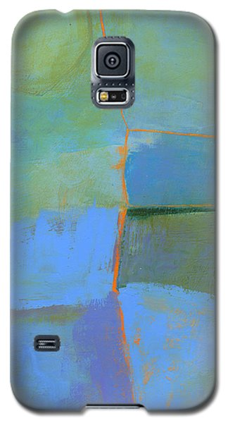 Abstract Galaxy S5 Case - 100/100 by Jane Davies