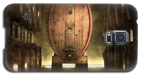100 Hl - Italian Red Wine Galaxy S5 Case