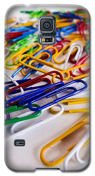100 Paperclips Galaxy S5 Case