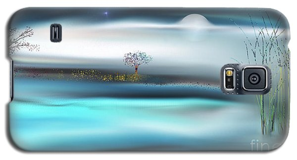 1000 Miles From Nowhere Galaxy S5 Case by Yul Olaivar
