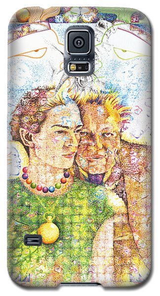 10000 Caras Son Uno Galaxy S5 Case