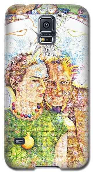 10000 Caras Son Uno Galaxy S5 Case