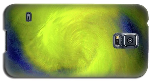 Galaxy S5 Case featuring the digital art 1030-2017 by John Krakora