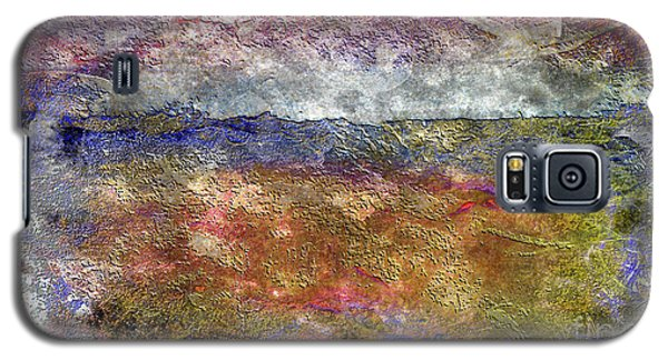 10c Abstract Expressionism Digital Painting Galaxy S5 Case