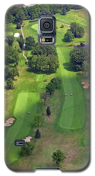10th Hole 2 Sunnybrook Golf Club 398 Stenton Avenue Plymouth Meeting Pa 19462 1243 Galaxy S5 Case by Duncan Pearson
