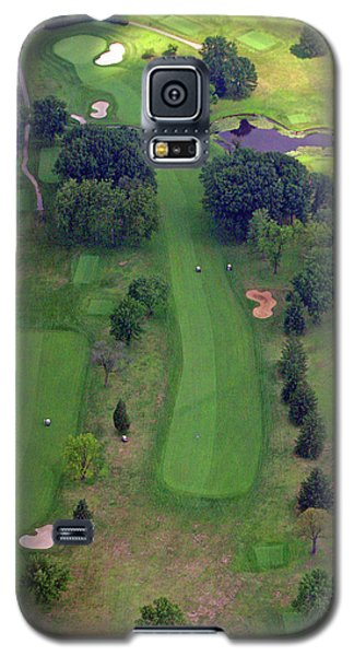 10th Hole Sunnybrook Golf Club 2 Galaxy S5 Case by Duncan Pearson