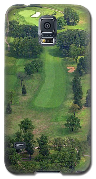 10th Hole Sunnybrook Golf Club 398 Stenton Avenue Plymouth Meeting Pa 19462 1243 Galaxy S5 Case by Duncan Pearson