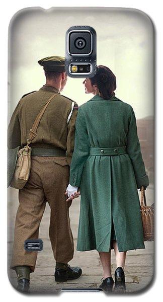 1940s Couple Galaxy S5 Case