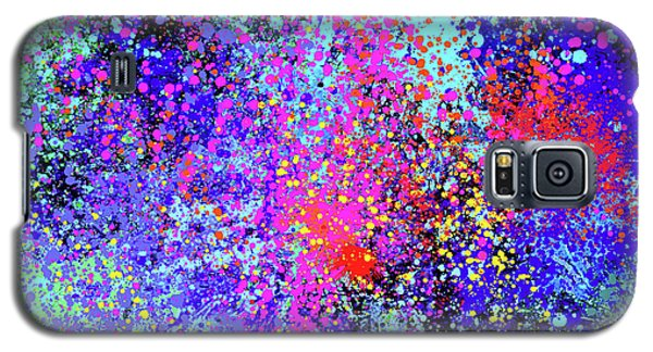 Abstract Composition Galaxy S5 Case
