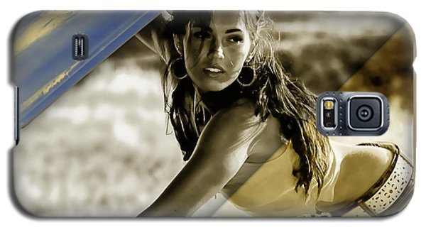 Megan Fox Collection Galaxy S5 Case