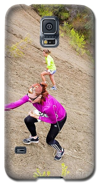 Pikes Peak Road Runners Fall Series Race Galaxy S5 Case