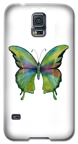 11 Prism Butterfly Galaxy S5 Case