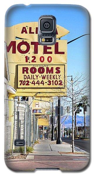Remnants Of Vintage Vegas Galaxy S5 Case