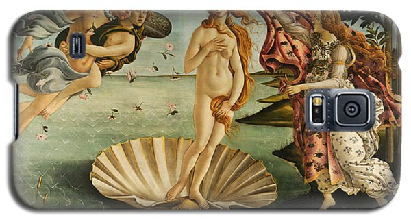 The Birth Of Venus Galaxy S5 Case