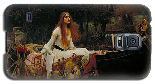 The Lady Of Shalott Galaxy S5 Case