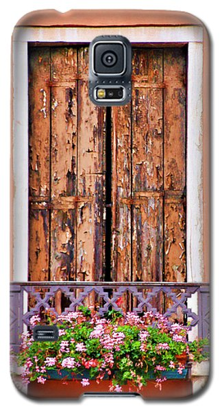 Galaxy S5 Case featuring the photograph Venice - Untitled by Brian Davis