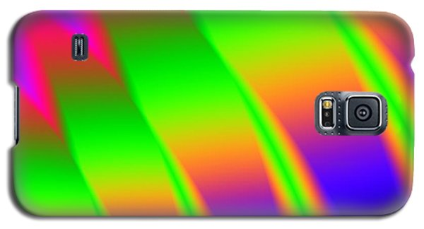 Galaxy S5 Case featuring the digital art 110 In The Shade by Kevin Caudill