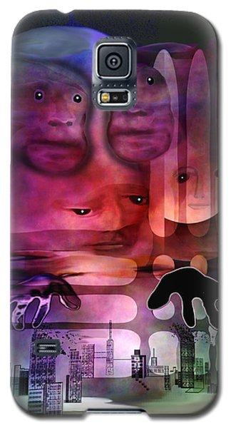 1141 - Lurking ... Galaxy S5 Case
