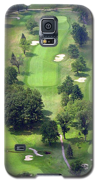 11th Hole Sunnybrook Golf Club 398 Stenton Avenue Plymouth Meeting Pa 19462 1243 Galaxy S5 Case by Duncan Pearson