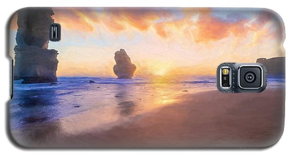 12 Apostles With Marshmallow Skies    Og Galaxy S5 Case