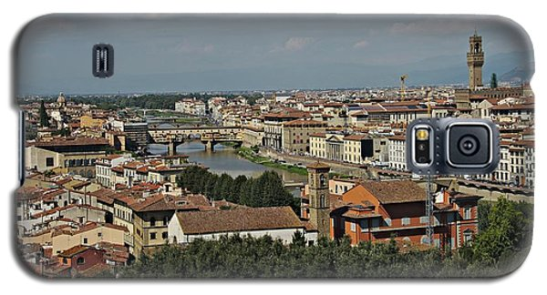 Florence Italy Galaxy S5 Case by Cendrine Marrouat