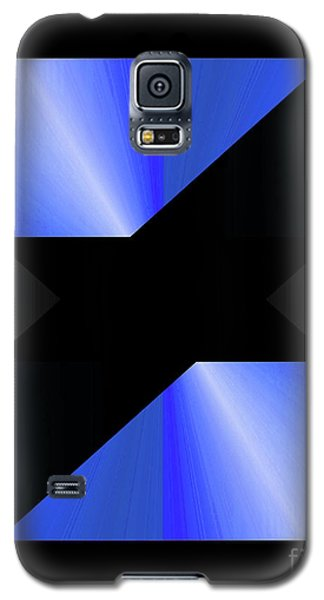 Galaxy S5 Case featuring the digital art 1204-2017 by John Krakora