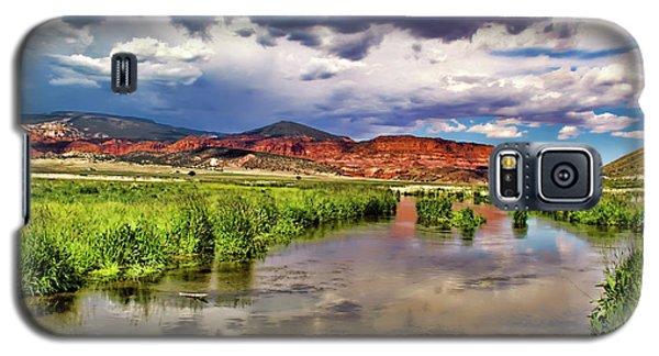 Mountain Lake Galaxy S5 Case