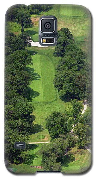 12th Hole Sunnybrook Golf Club 398 Stenton Avenue Plymouth Meeting Pa 19462 1243 Galaxy S5 Case by Duncan Pearson