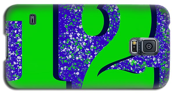 12th Man Galaxy S5 Case