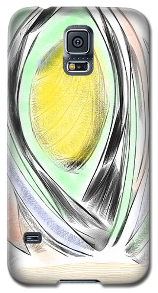 Digital Abstract  Galaxy S5 Case