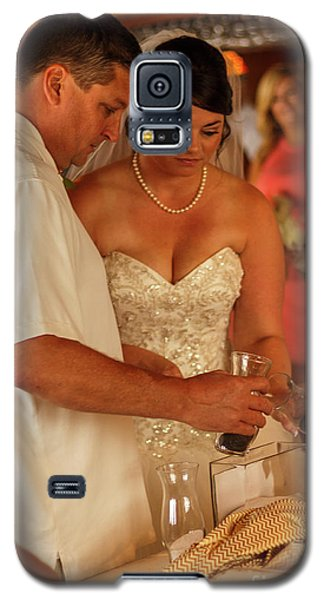 Faulkner Wedding Galaxy S5 Case