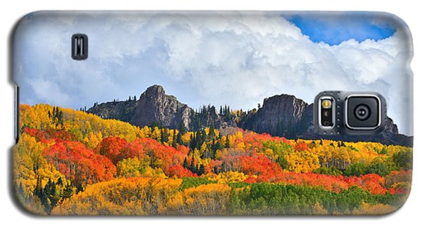 Kebler Pass Fall Colors Galaxy S5 Case