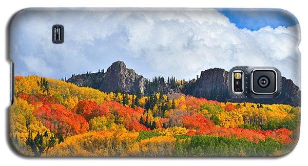 Kebler Pass Fall Colors Galaxy S5 Case