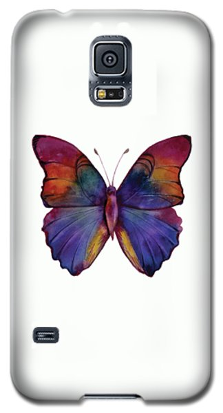 13 Narcissus Butterfly Galaxy S5 Case