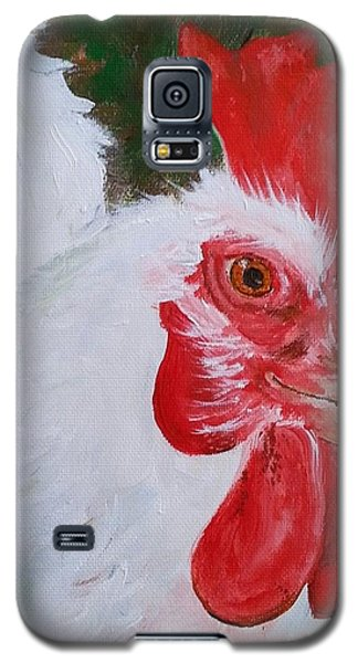 #13 Pearl Galaxy S5 Case