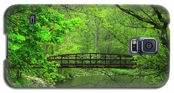 Jacobsburg State Park Pa Galaxy S5 Case