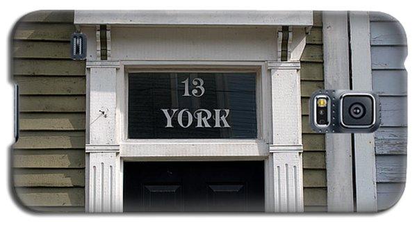 13 York Street Galaxy S5 Case