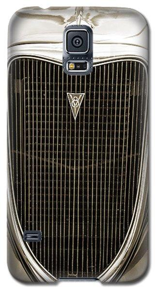 1934 Ford Sedan Antique Vintage Photograph Fine Art Print Collec Galaxy S5 Case