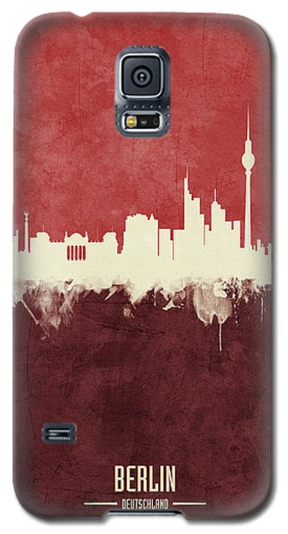 Berlin Galaxy S5 Case - Berlin Germany Skyline by Michael Tompsett
